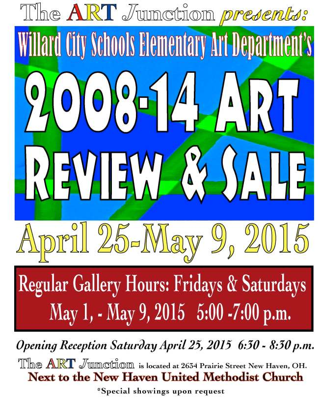 ArtReview&Sale08-14