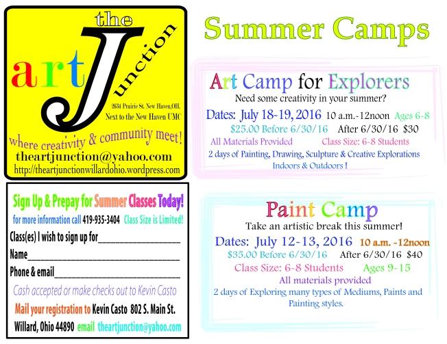 Summercamps'16